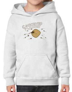 Conceived In Qarku I Korces Hoodie-Girls