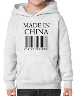 Made in China Hoodie-Girls