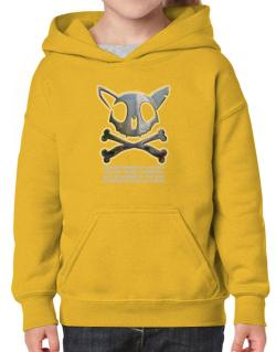 The Greatnes Of A Nation - Hemingway Cats Hoodie-Girls