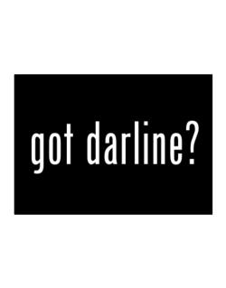 Got Darline? Sticker