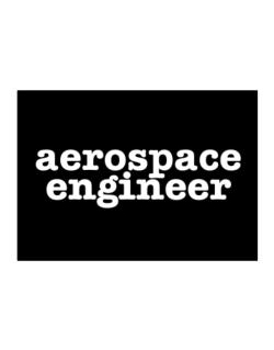 Aerospace Engineer Sticker