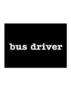 Bus Driver Sticker