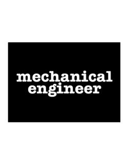 Mechanical Engineer Sticker