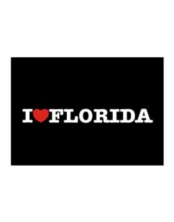 I Love Florida Sticker