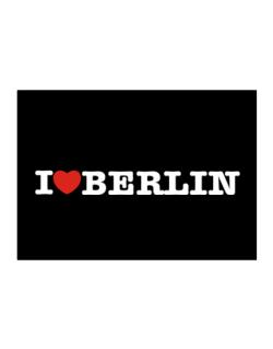 I Love Berlin Sticker