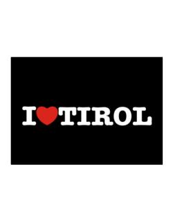 I Love Tirol Sticker