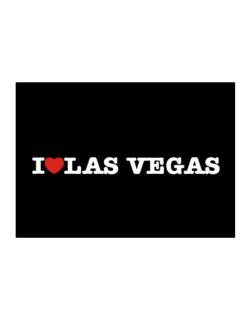 I Love Las Vegas Sticker