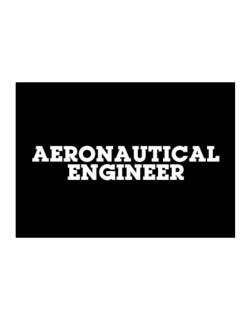 Aeronautical Engineer Sticker