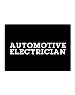 Automotive Electrician Sticker