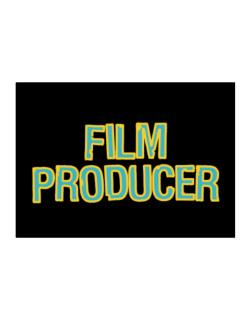 Film Producer Sticker