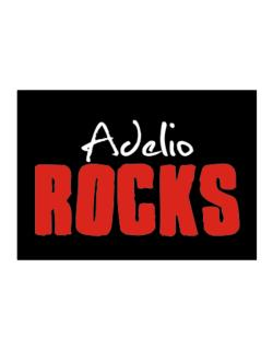 Adelio Rocks Sticker