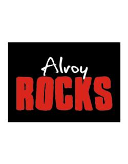 Alroy Rocks Sticker