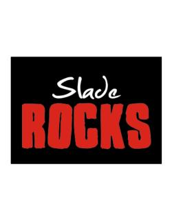 Slade Rocks Sticker