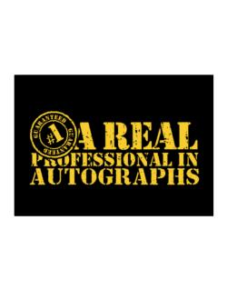 A Real Professional In Autographs Sticker