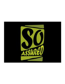 So Assured Sticker