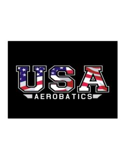 Usa Aerobatics / Flag Clip - Army Sticker
