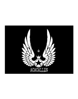 Acacallis - Wings Sticker