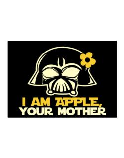 I Am Apple, Your Mother Sticker