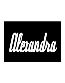 Alexandra Sticker