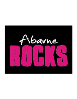 Abarne Rocks Sticker