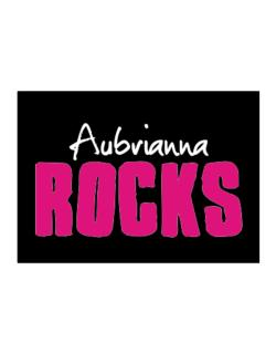 Aubrianna Rocks Sticker
