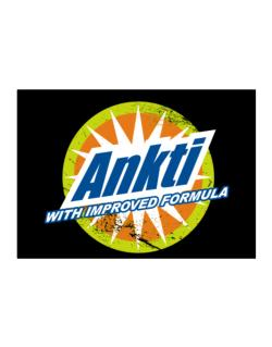 Ankti - With Improved Formula Sticker