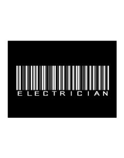 Electrician - Barcode Sticker
