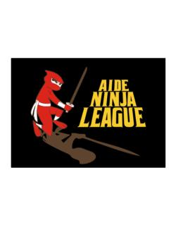 Aide Ninja League Sticker