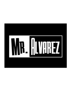Mr. Alvarez Sticker