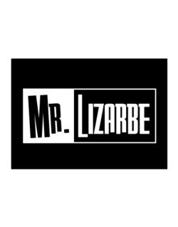 Mr. Lizarbe Sticker