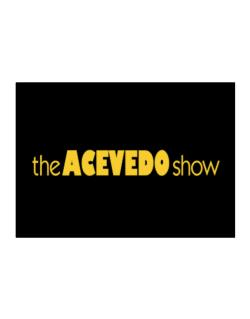 The Acevedo Show Sticker