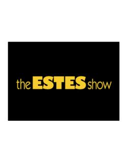The Estes Show Sticker