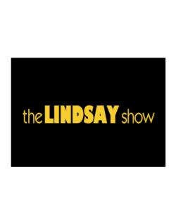 The Lindsay Show Sticker