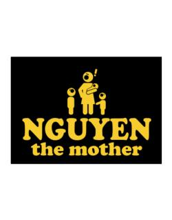 Nguyen The Mother Sticker