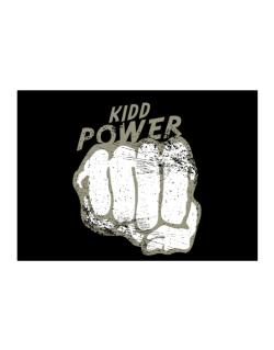 Kidd Power Sticker