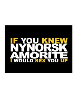 If You Knew Amorite I Would Sex You Up Sticker