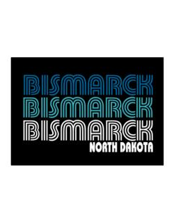 Bismarck State Sticker