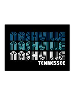 Nashville State Sticker