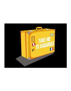 Take Me To Kabarole Sticker