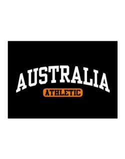 Australia Athletics Sticker