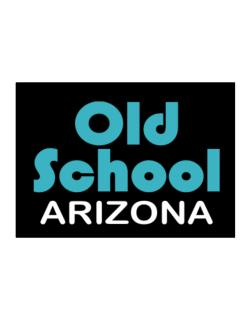 Old School Arizona Sticker
