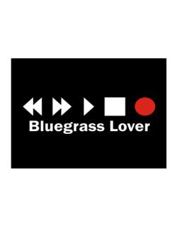 Bluegrass Lover Sticker
