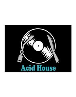 Acid House - Lp Sticker