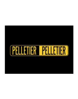 Negative Pelletier Sticker