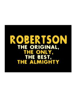 Robertson The Original Sticker