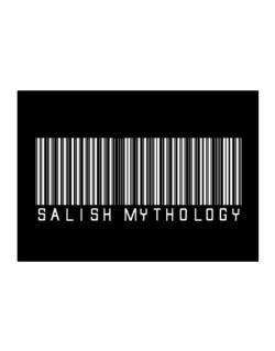 Salish Mythology - Barcode Sticker
