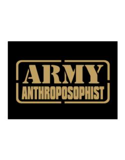 Army Anthroposophist Sticker