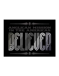Anglican Mission In The Americas Believer Sticker