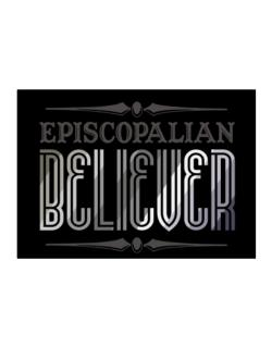 Episcopalian Believer Sticker
