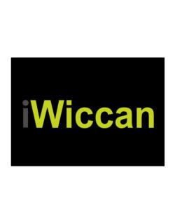 Iwiccan Sticker